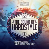 DARK PACT & SCALE - THE SOUND OF HARDSTYLE VOL.3  2 CD NEW