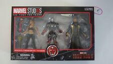 Marvel Legends MCU 10th Anniversary Iron Man 3 TRU Exclusive 3 Pack Pepper Potts
