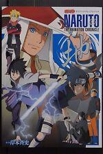 JAPAN Masashi Kishimoto TV Anime Premium Book Naruto The Animation Chronicle CHI