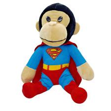 "DC Comics MONKEY Superman 21"" Plush Soft Toy Super Monkey"