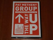 PAT METHENY GROUP LYLE MAYES DVD LIVE AT MONTREAL JAZZ FESTIVAL 2005 CANADA New