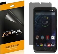 2X Supershieldz Privacy Anti-Spy Screen Protector Saver For Motorola Droid Turbo