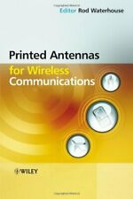 Printed Antennas for Wireless Communications (RSP), Waterhouse 9780470510698+=