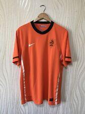 NETHERLANDS 2010 2012 HOME FOOTBALL SHIRT SOCCER JERSEY NIKE 376906-815