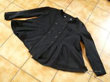 Rundholz black Label,Jacke,Sweater,Glockenfo.,schwarz,Gr.M(L),Lagenl.Traumteil