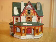 Lemax Vail Village Porcelain Lighted House