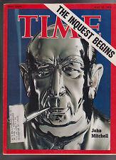 Time Magazine Watergate John Mitchell May 21 1973
