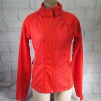 Reebok Full Zip Jacket Womens Size S Small