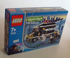 Lego® World City 7033 - Geldtransporter und Trike 186 Teile 7+ - Neu