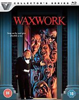 Waxwork - Restored and Remastered [Blu-ray] [DVD][Region 2]