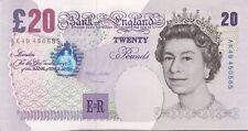 GRANDE-BRETAGNE : 20 £ 1999-2003 NEUF - P.390a