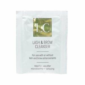 Lash & Brow Cleanser Lash Cleansing Foam Eyelash Extension Cleanser 3ml Sachet