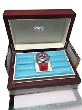 NEW, TECHNOMARINE MARVEL SUPERHEROS 'CAPTAIN AMERICA' WATCH, LIMITED EDITION