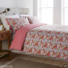 Hummingbird House Of Fraser Fl Print Claudia Double Duvet Quilt Cover Set