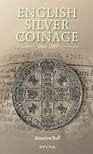 Maurice Bull-English Silver Coinage  BOOK NEW