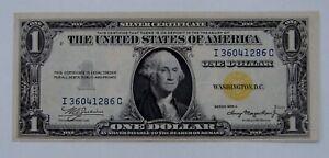 1935 A - North African $1 Silver Certificate - Nice Grade, Light Circ.