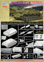 Dragon model 6369 1/35  Jagdpanzer IV L/48 July 1944 Production w/Zimmerit
