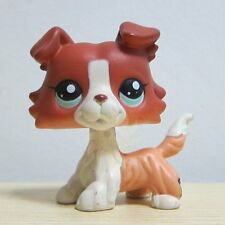 Hasbro Littlest Pet Shop Collection LPS Figure Brown Collie Sheep Puggy Dog Rare