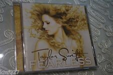 Taylor Swift Fearless Cd ENHANCED Content + Poster HTF OOP