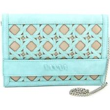 Porte-monnaie et portefeuilles bleus en synthétique pour femme