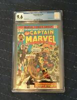 Captain Marvel #39 CGC 9.6 (Marvel 1977) Watcher appearance