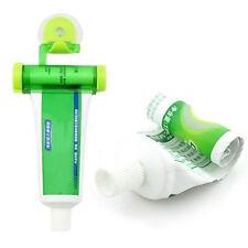 Rolling Squeezer Toothpaste Dispenser Tube Partner Sucker Hang Holder Roller Hot
