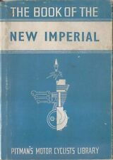 New Imperial Pitman Technical Book Published 1950 SV & OHV 1935 on