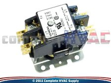 Trane American Standard 24 Volt Contactor 2 Pole 30 FLA D70637.017 CTR1146