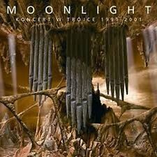 Moonlight - Koncert W Trojce 1991-2001 (CD, 2001) Import RARE/OOP