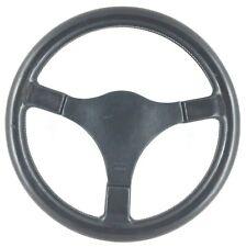 Genuine Momo Mystere 3 spoke 360mm black leather steering wheel.  Classic.  7C