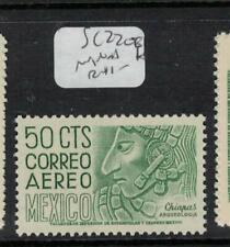 Mexico SC 220e MNH (5eld)
