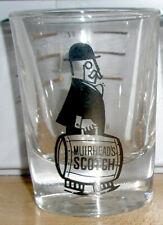 Muirheads Scotch Vintage Shot glass