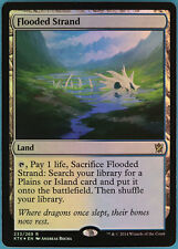 Flooded Strand Khans of Tarkir NM-M Land Rare MAGIC CARD (ID# 73424) ABUGames