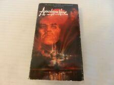 Apocalypse Now (Vhs, 1998) Martin Sheen, Marlon Brando, Robert Duvall