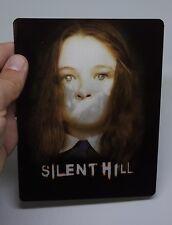 Silent Hill 3D lenticular Flip effect for Steelbook
