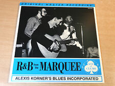 EX/EX !! Alexis Korner/R&B From The Marquee/1996 200 Gm LP/Half Speed Master