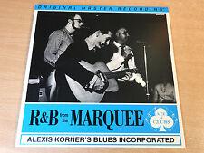 EX/EX !! Alexis Korner/R&B From The Marquee/1996 200 Gm LP/Half Speed Master