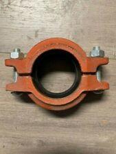 Gruvlok 7400 Rigidlite Coupling 2 Ductile Iron Plumbing