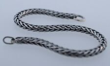 New Authentic Trollbeads Sterling Silver Bracelet Chain 6.7 inch 15217