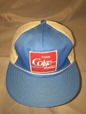 98209072f Coca-Cola Blue Hats for Men for sale | eBay