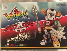 Voltron 30th Anniversary Altimites Lion Force Super Posable Die-Cast by Toynami