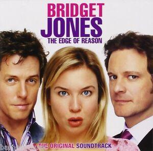 BRIDGET JONES THE EDGE OF REASON ( NEW SEALED CD ) ORIGINAL FILM SOUNDTRACK