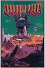 Forbidden Planet by Laurent Durieux SIGNED Ltd x/425 Print Poster Art MINT Mondo
