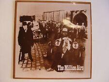 """THE MILLION AIRS 12"""" Vinyl LP VG+ SOUL IC 307 A MIT AUTOGRAMM"""