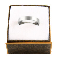 Titanium fancy mens ring TTR-12
