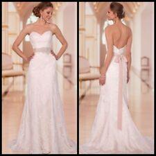 women's Stella York 5939 wedding bridal dress size 8