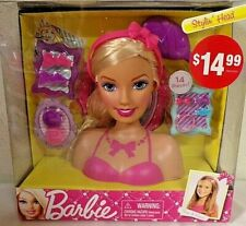 new Barbie Doll Toy Lot Easter Basket Toys Stylin Head Play Set Birthday Gift