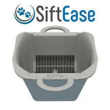 SiftEase Litter Box Cleaner Litter Sifter - No More Scooping