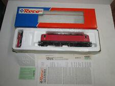 Roco 43979 Electric Locomotive Scale H0 Bn 112 010-4 DB IN Original Packaging