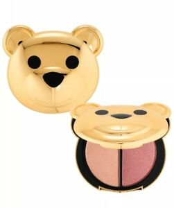 Moschino/Jeremy Scott x Sephora Bear Highlighter Compact Limited Edition NIB